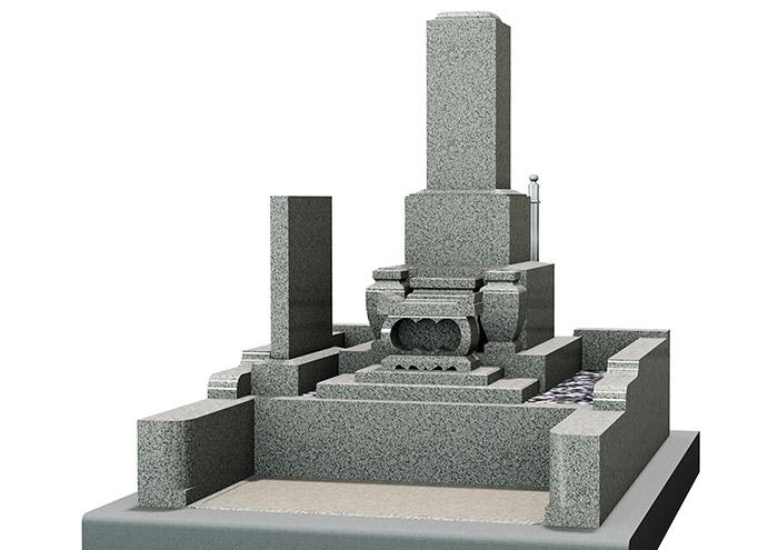 和型墓石セット